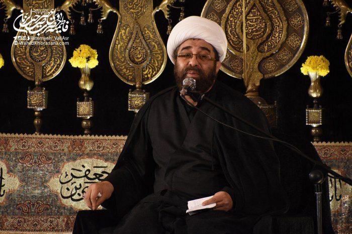 مقتل حضرت ابالفضل – استاد تبریزی