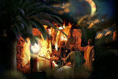 هجوم به خانهی وحی (۵)