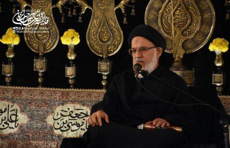 سخنرانی حجت الاسلام و المسلمین میرباقری – مجلس هفتم