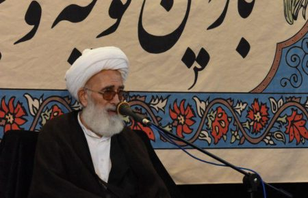 سخنرانی حجت الاسلام و المسلمین نظری منفرد – مجلس پنجم