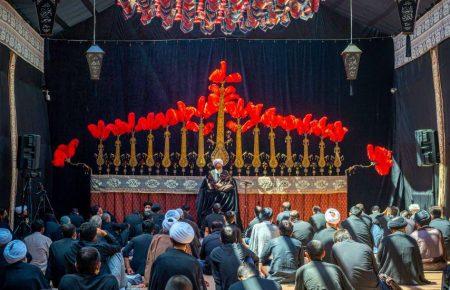 سخنرانی حجت الاسلام و المسلمین نظری منفرد – مجلس شام غریبان